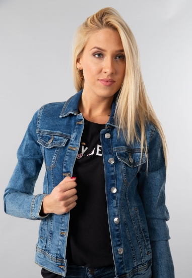 Damska kurtka jeansowa JDY