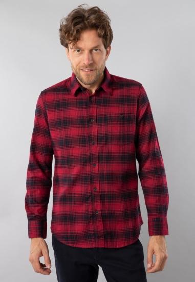 Flanelowa koszula męska Gas