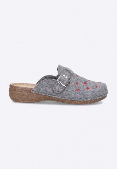 Pantofle FLEX'IS by Patrizia Azzi - 003POPIEL