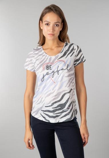 T-shirt damski Street One