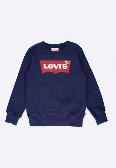 Bluza dziecięca Levi's - 007U09 GRANAT