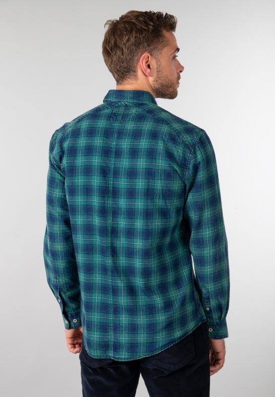 Koszula męska w kratę Pioneer