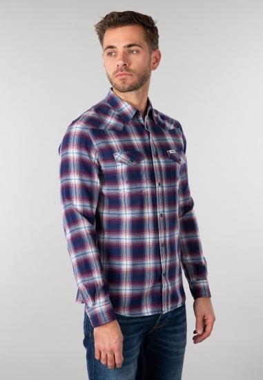 Koszula w kratę Wrangler