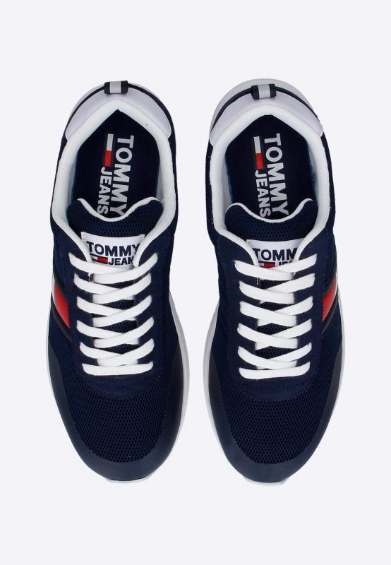 Sznurowane sneakersy Tommy Jeans