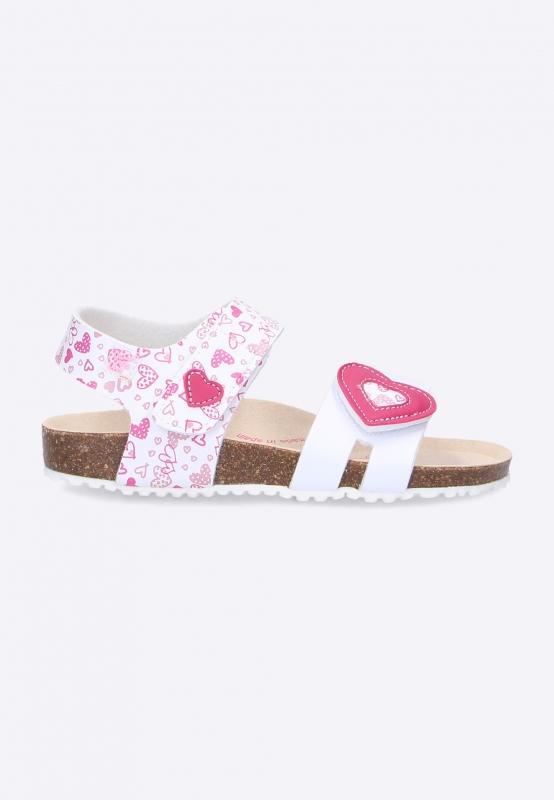 Sandały dziewczęce Garvalin