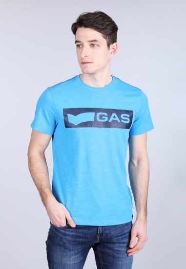 T-shirt męski GAS
