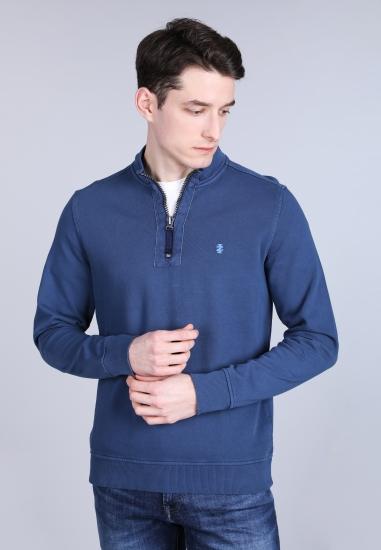 Męska bluza bez kaptura IZOD