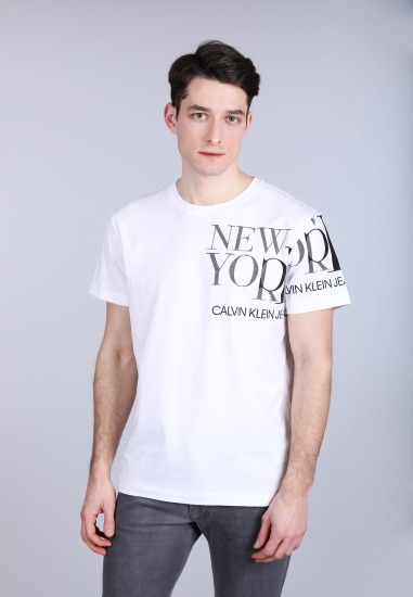 Męski t-shirt Calvin Klein Jeans