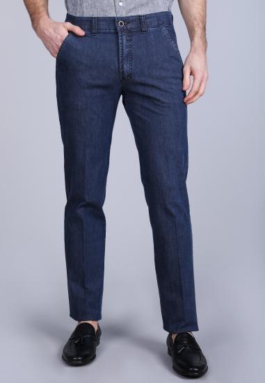 Materiałowe spodnie męskie Club Of Comfort