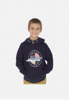 Bluza z kapturem dla chłopaka Mayoral