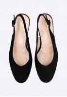 Sandały damskie z odkrytą piętą Soffice Sogno