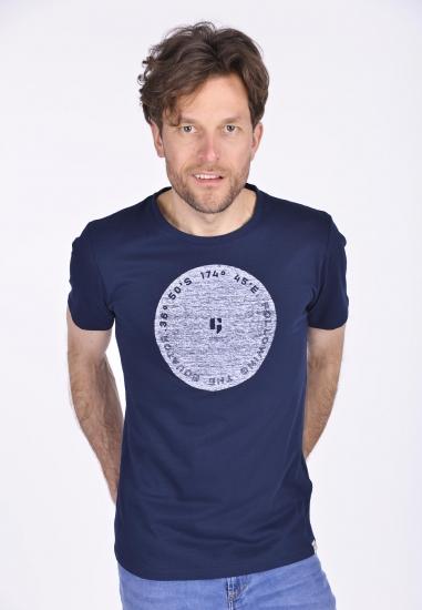 T-shirt męski marki Garcia