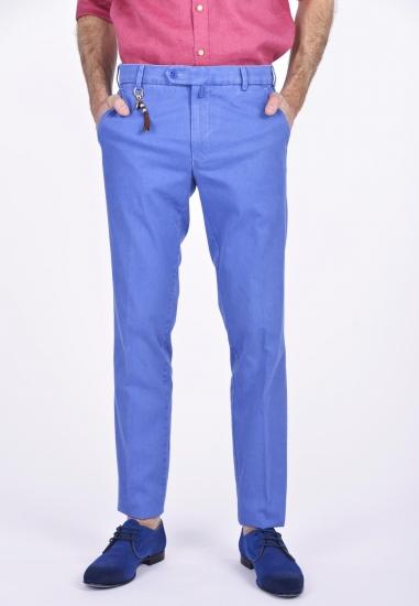 Męskie spodnie materiałowe Meyer