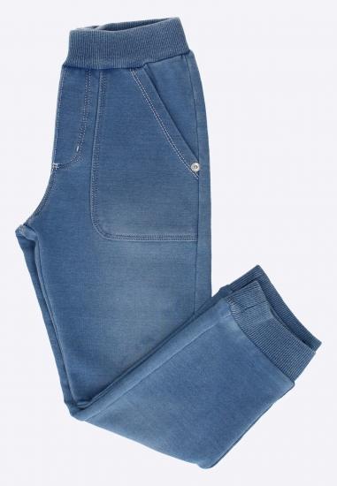 Chłopięce spodnie jeansowe Boboli
