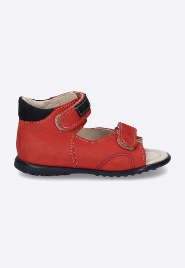 Sandały na rzepy EMEL