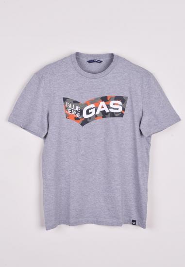 MĘSKI T-SHIRT GAS