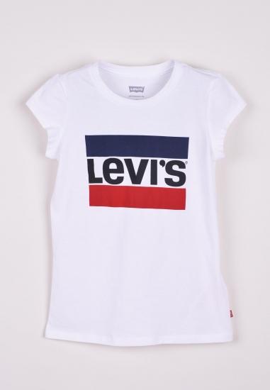 T-SHIRT DZIEWCZĘCY LEVIS