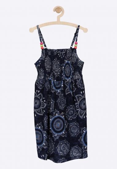 Wzorzysta sukienka LOSAN -...