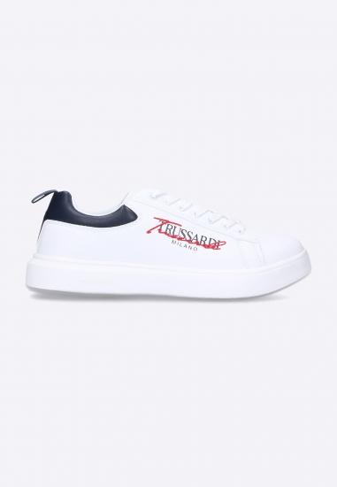 Sneakersy męskie Trussardi Jeans