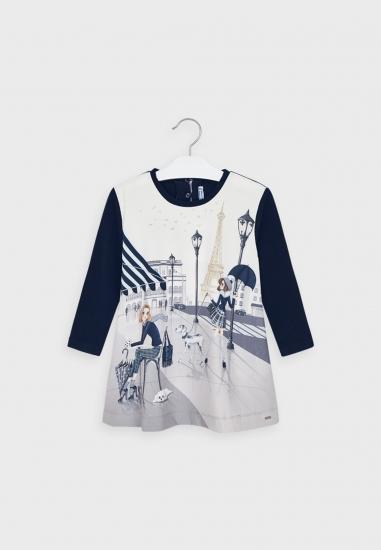 Sukienka dla dziewczynki marki Mayoral