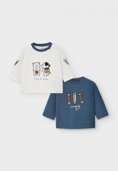 Zestaw koszulek chłopięcych Mayoral