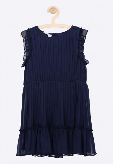 Plisowana sukienka I DO -...