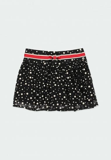 Plisowana spódnica dla dziewczynki Boboli