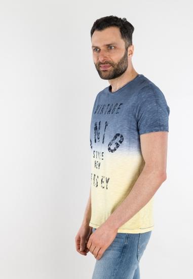 Cieniowany t-shirt JOGGY -...
