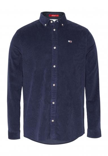 Sztruksowa koszula męska Tommy Jeans