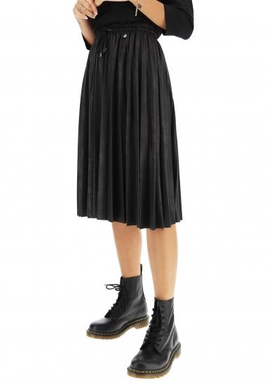 Plisowana spódnica damska EKS
