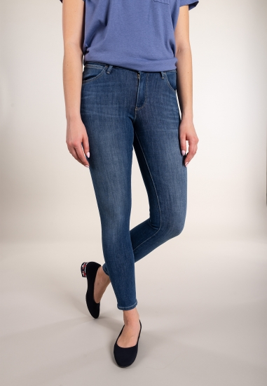 Spodnie jeansowe WRANGLER -...
