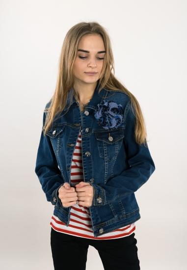 Kurtka jeansowa EMANUELA...