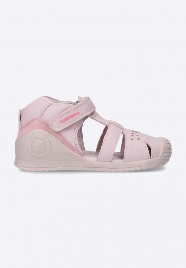Skórzane sandały Biomecanics
