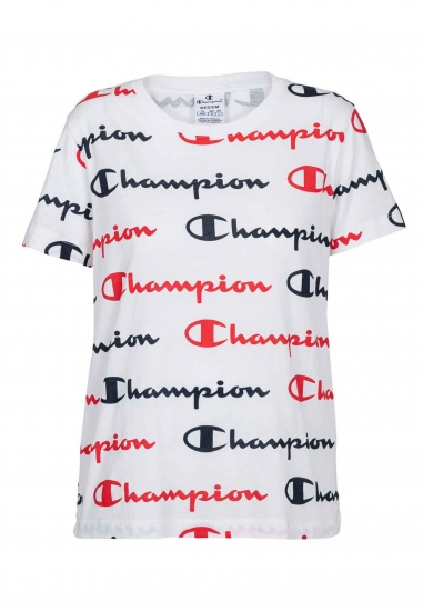 T-SHIRT DAMSKI CHAMPION