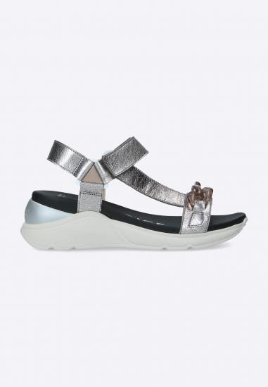Skórzane sandały Hispanitas