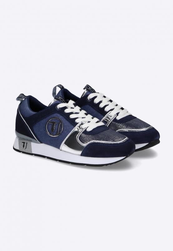 Buty Sportowe Damskie Trussardi Jeans Nico