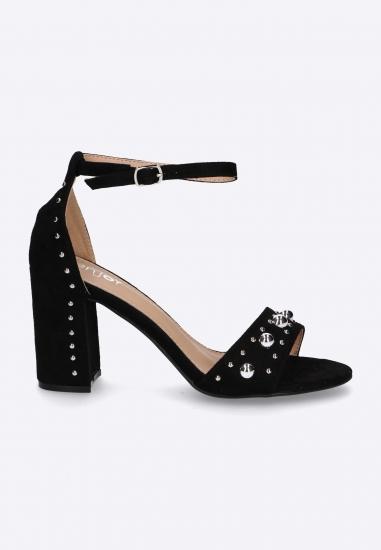 Sandały damskie ze...